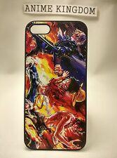 USA Seller Apple iPhone  5 / 5s / SE Anime Phone case One Piece  Ace Sabo Luffy