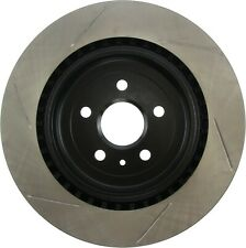 StopTech Rear Left Disc Brake Rotor for 09 - 15 Cadillac CTS / Chevrolet Camaro