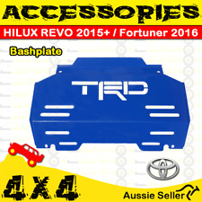 Superior 4X4 Accessories - Blue Bashplate - HILUX REVO 2015+ / FORTUNER 2016