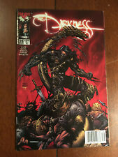 DARKNESS # 39 VERY FINE NEWSSTAND EDITION IMAGE COMICS 1ST SERIES
