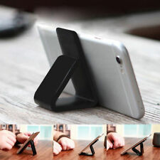 2Pcs/Set Black Car Sticker Phone Pad Nano Rubber Stickers Multi-purpose Stander