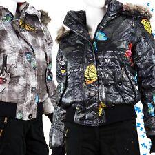 Damen Winterjacke Übergangsjacke Freizeitjacke Schnee Jacke VintageOutdoor Neu