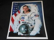 NASA Astronaut Tom Akers Official 8x10 Auto Pen Facimile Signed Photo JB10