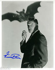 REPRINT - VINCENT PRICE 1 horror legend autographed signed photo copy