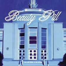 BEAUTY PILL You Are Right to Be Afraid CD Dischord Records smart went crazy punk