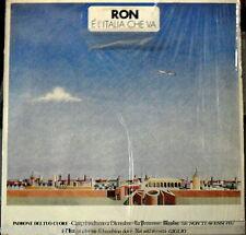 Ron: E' L'Italia Che Va  - LP VINILE