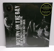 Dead Kennedys - Mutiny On The Bay: Live LP Record - BRAND NEW - 180 Gram Vinyl