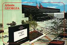 Georgia World Congress Center, Atlanta, GA, 1996 Olympics hosted Sports Postcard