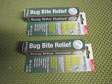 2 X  0.5oz Assured BUG BITE RELIEF Sodium Bicarbonate 5% Fleas Ticks Mosquito
