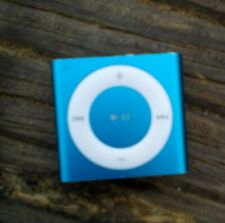 Apple iPod Shuffle 2GB 4th Gen. MP3 Player (MD775BT/A)  - Blue