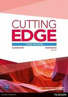 CUTTING EDGE - ELEMENTARY - THIRD EDITION - WORKBOOK WITH KEY - NEW -FREE UK P&P