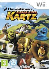 Dreamworks Super Star Kartz wiibrand (Nintendo Wii, 2011) Neuf Et Scellé