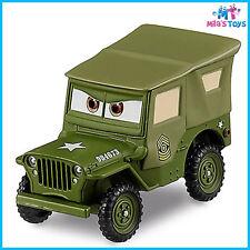 Disney CARS Sarge 1:43 Die Cast Car Toy brand new
