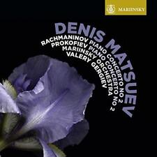 Denis Matsuev - Rachmaninov: Piano Concerto No. 2/Prokofiev: Piano Co (NEW SACD)