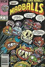 Madballs #5 Comic 1987 - Marvel Comics - Star Comics