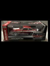 1971 Chevrolet Vega Baldwin Motion RED & White 1:18 Auto World 1022