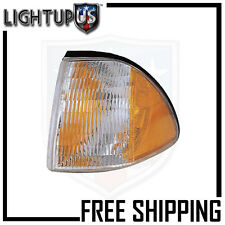 Fits 87-93 FORD MUSTANG SIGNAL LIGHT/LAMP  Driver Side (Left Only)