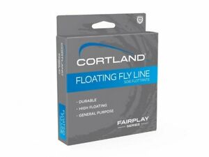 Cortland Fairplay Floating Blue Green 84 ft Linea Fly Line NUOVO 2021