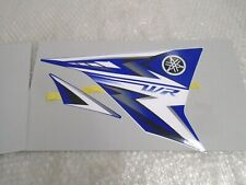 Yamaha WR250R WR250X 2009  Right Rad Scoop Decal Graphic Set 2 New 32C2174L00