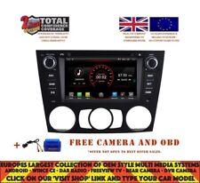 AUTORADIO DVD GPS BT ANDROID 9.1 DAB+ CARPLAY BMW 3 SERIES E90 E91 E92 E93 K5733