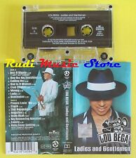 MC LOU BEGA Ladies and gentlemen 2001 eu BMG 74321 85459-4 no cd lp dvd vhs