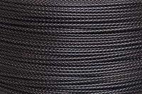 1 m Erdmann Bowdenzughülle 5 mm für Bremszüge stahlflex optik schwarz