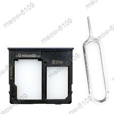 Single Sim Card Tray Slot MicroSd Holder For At&T Samsung Galaxy A10E Sm-A102U