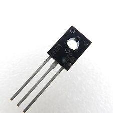 Transistor BD139: NPN; BIPOLAR; 80V; 1,5A; 12W; TO126 NPN THT Transistors