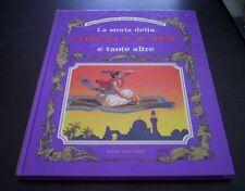 LA STORIA DELLA LAMPADA DI ALADINO 1992 DAMI ed. enciclopedia delle fiabe d'oro