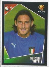 Panini Euro 2004 sticker #237 ITALY - Francesco Totti