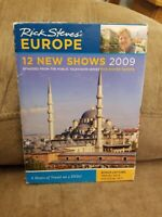 Rick Steves' Europe 12 New Shows 2009 DVD. Disc 2 only