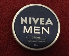 NIVEA MEN Creme face body hand 75ml