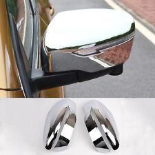 fits Nissan Qashqai J11 2014-2019 Serena C27 Chrome Rearview Mirror Cover Trim