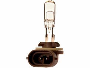 Front AC Delco Fog Light Bulb fits GMC C2500 Suburban 1998-1999 74FCGR