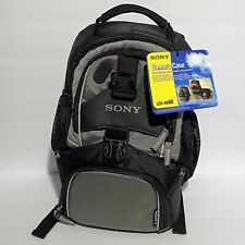 Sony LCS-VA60 Multi-Function Backpack for Most Digital Cameras and Camcorders