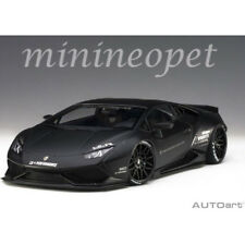 AUTOart 79121 LIBERTY WALKLB WORKS LAMBORGHINI HURACAN 1/18 MODEL MATTE BLACK