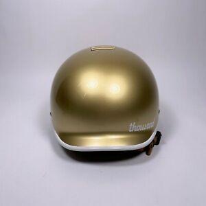 THOUSAND Gold 'Heritage Bike & Skate Helmet' NEW