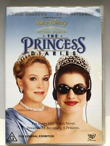 The Princess Diaries - DVD - AusPost with Tracking