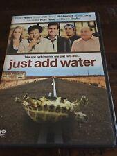 JUST ADD WATER - DYLAN WALSH- JONAH HILL Danny DeVito Justin Long