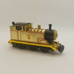 Bandai Thomas & Friends Gold Thomas The Tank Engine