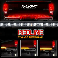 Multi-function LED Tailgate Light Bar Strip For Nissan D23 NP300 Navara 2015+