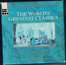 The World's Greatest Classics (10 CD Box Set 1992)