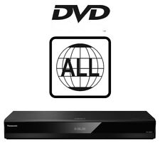 Panasonic DP-UB820EB-K Native 4K Ultra HD Blu-ray Player MultiRegion for DVD