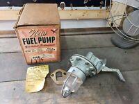 NEW NORS 1957 1958 Fuel Pump Poly 325 Hemi Desoto Dodge Chrysler 4668 V8 W/O Air