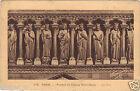 75 - cpa - PARIS - Fronton de l'église Notre Dame (H9652)