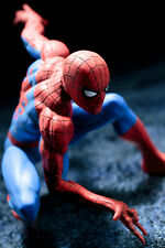The Amazing Spider-Man ARTFX+ Statue Marvel Kotobukiya AUTHENTIC