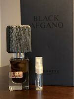 Nasomatto Black Afgano - 3mL Glass Atomizer Spray Decant Sample - 100% Authentic
