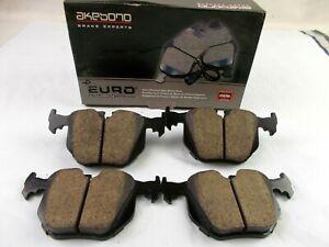Disc Brake Pad Set Akebono EURO Ceramic Pads Rear Fits; BMW Land Rover