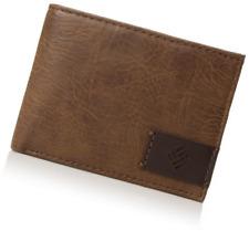 Columbia Men's Catherine Creek RFID Extra Capacity Slimfold Wallet