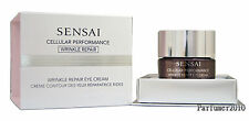 GP799,93/100ml Kanebo Sensai Cellular Performance Wrinkle Repair Eye Cream 15ml